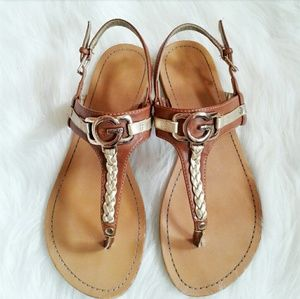 G by Guess Thong Sandals